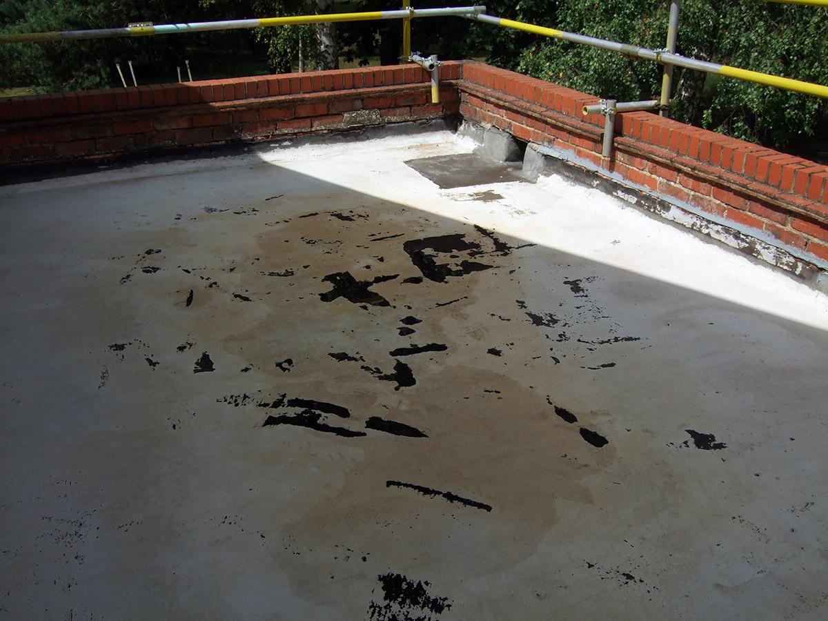 Belzona 3111 (Flexible Membrane) liquid applied roof coating